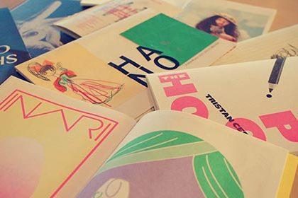 作品の写真集を販売できる?!自分のお店の世界観を詰め込んだ小冊子ZINE(ジン)。